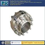 Bride en aluminium de pièce forgéee de précision d'approvisionnement de la Chine