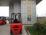 2.5ton nieuwe Diesel Vorkheftruck, HandTransmissie, de Motor van China C490, Lage Prijs