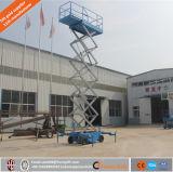 China-elektrisches hydraulisches Mobile Scissor Aufzug für Straßenlaterne-Pflege