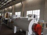 De gran capacidad horizontal mezclador de plástico
