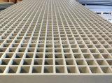 Grating moldado FRP/GRP/Grating da fibra de vidro/resistência química plástica de resistência do Grating/corrosão