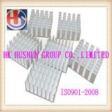 Выполненное на заказ ребро радиатора алюминиевое ребро жары (HS-AH-002)