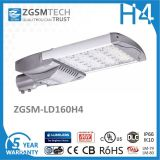 IP66 Ik10 160W LED wasserdichtes Straßenlaternemit super hellem 150lm/W LED