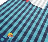 Tela Yarn-Dyed del Spandex de nylon del algodón para la ropa