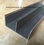 Profile en aluminium pour Wardrobes et Partition Sliding Doors