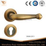 Прямая линия ручка рукоятки двери Zamak для деревянной двери (Z6094-ZR17)