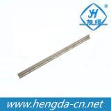 Charnière de porte principale plate en alliage de zinc de fer (YH7301)