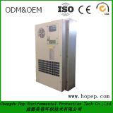 Assoalho que está o condicionador de ar industrial