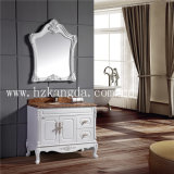 지면 - 거치된 PVC 목욕탕 Cabinet/PVC 목욕탕 허영 (KD-8009)