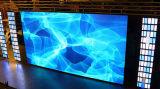 Pantalla de visualización a todo color de interior de alquiler delgada de LED ((576mm*576m m Ledwall)