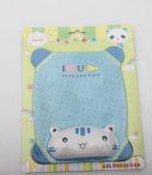 Almofada de rato do gel da caixa com bolha/pacote do cartão