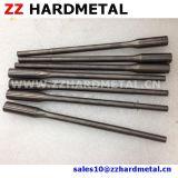 Desgaste aglomerado quadril do cobalto de 10% - carboneto cimentado resistente Rod