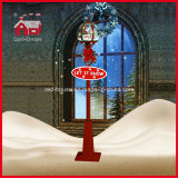 Lace Decorations를 가진 축제 Holiday Street Lamp LED Lights