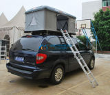 アルミニウムポーランド人MaterialおよびCanvas Fabric Hard Shell Car Roof Tent
