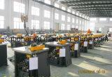 Machine de entaille hydraulique de fabrication de marque de Bohai, machine de découpage d'encoche