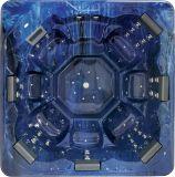 정연한 소형 옥외 Hydrowater 안마 온천장 (M-3340)