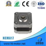 12V motor de pasos micro de la nema 17