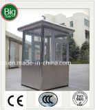 Al aire libre casa prefabricada/prefabricada barato móvil para la gente del protector