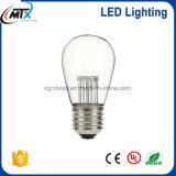 판매를 위한 크리스마스 끈 LED 전구가 MTX-ST45 1W LED 오락에 의하여 점화한다
