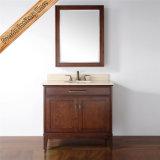 Mobilia superiore del bagno di vanità del bagno del Governo del bagno di vanità della stanza da bagno Fed-1543
