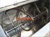 mezclador horizontal de la cinta 200-2000L con el rociador líquido para el polvo de la nutrición del deporte