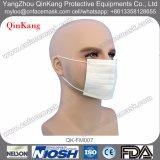 maschera di protezione chirurgica non tessuta 3ply/maschera di protezione a gettare