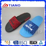 Hommes épais neufs et chaussures confortables des poussoirs des femmes (TNK24829)