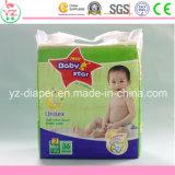 Süsse Stern-organische Baumwollwegwerfbaby-Windel des Baby-L28