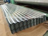 Strato ondulato galvanizzato del tetto dello zinco