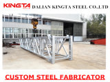 Hot DIP Galvanized Metal Structure Frame