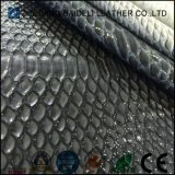 Кожа PVC PU материала Faux высокого качества синтетическая для мешка Fruniture софы