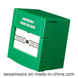 Couverture en verre de Releaseprotection de porte d'interruption Emergency (SAC)
