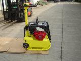 Compacteur réversible diesel de plaque avec la plaque malléable de fer
