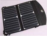 13W Waterproof o carregador solar portátil Foldable do telefone móvel para acampar