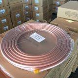 Tubo di rame di ASTM B280 nella refrigerazione