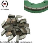 Этапы диаманта для ролика Calibraing, придавая квадратную форму колесу, шатия увидели