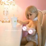 Gatito realista del silicón de las ventas al por mayor el 110cm de la muñeca adulta realista impermeable del sexo para el Masturbation del hombre con el asno y el pecho grandes