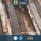 Pavimentazione di legno del laminato del vinile del parchè della quercia 8.3mm HDF AC3