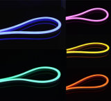 Indicatore luminoso al neon flessibile impermeabile decorativo esterno del LED