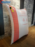 Bolso de aire inflable del envase del bolso impermeable del balastro de madera