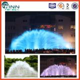 水噴水の工場庭音楽装飾のための屋外水噴水デザイン