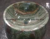 녹색 오닉스 수채, 대리석 수채, 돌 수채