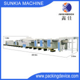 Máquina que barniza ULTRAVIOLETA de alta velocidad automática para el papel grueso Xjt-4 (1200)