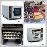Four électrique commercial de convection d'air chaud de 5 plateaux pour la boulangerie