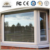 Exportación directa fija modificada para requisitos particulares fabricación de China UPVC Windows