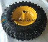 Rotella di gomma pneumatica 13*4.10-6 per lo spazzaneve/macchina ampia