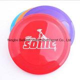 Frisbees di plastica di figura rotonda che pilotano i giocattoli dei giochi del disco