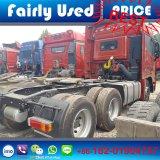 Nuovo camion del trattore di Foton Auman Gtl della testa Cummins del camion