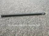 Customized 6063t5 Punching Aluminium Square Tube en poudre Revêtue
