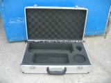 排気切替器の泡の挿入象眼細工が付いているアルミニウム道具箱